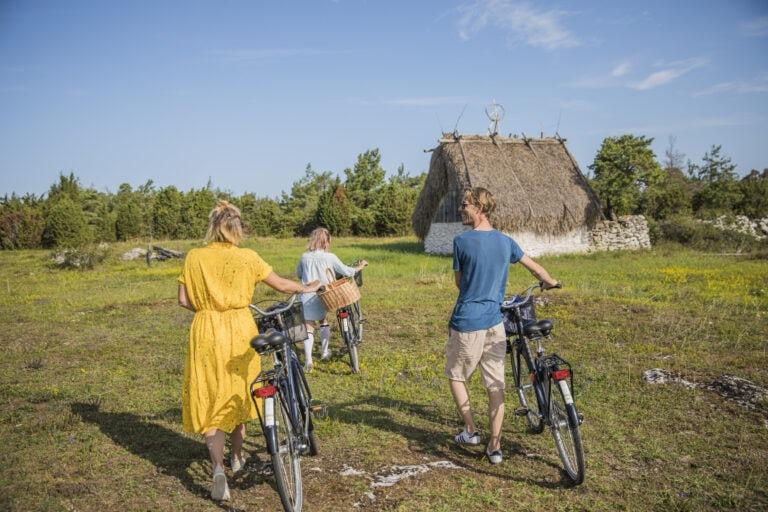 RG_personer med cyklar